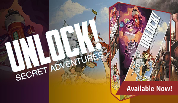Unlock! Secret adventures available now!