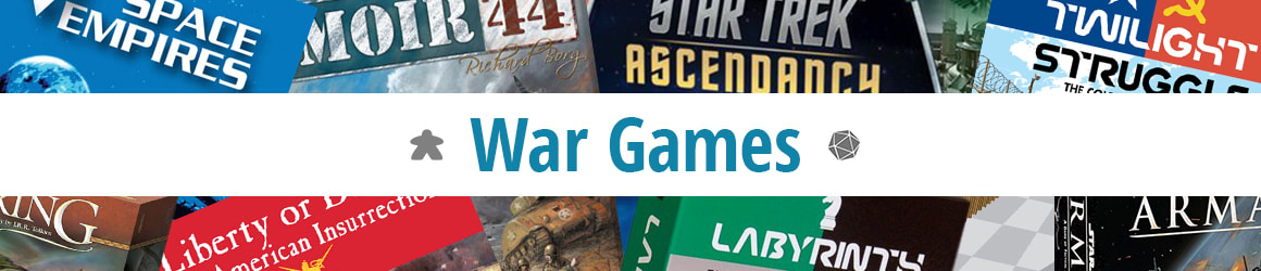 Board Games - War Games