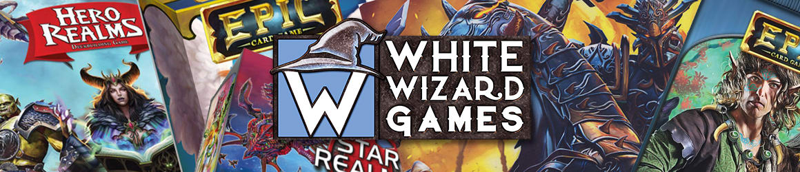 Board Games - White Wizard Games