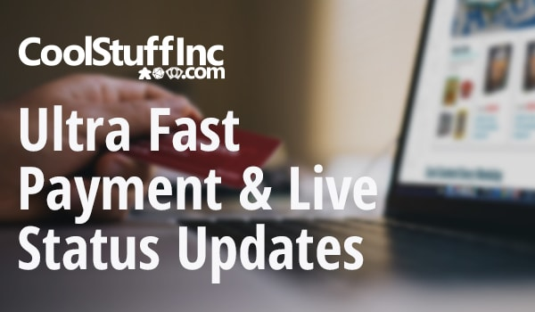 Ultra Fast Payments and Status Updates