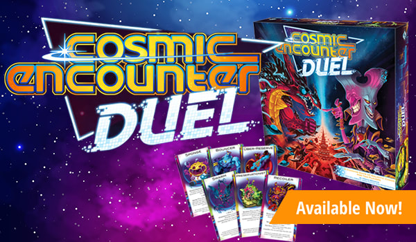 Cosmic Encounter Duel available now!