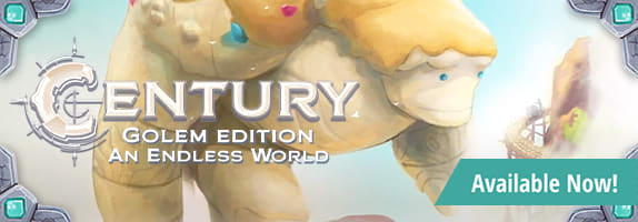 Century Golem Edition Endless World available now!