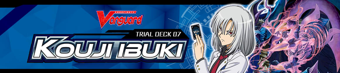 Cardfight!! Vanguard - Trial Deck 07 Kouji Ibuki