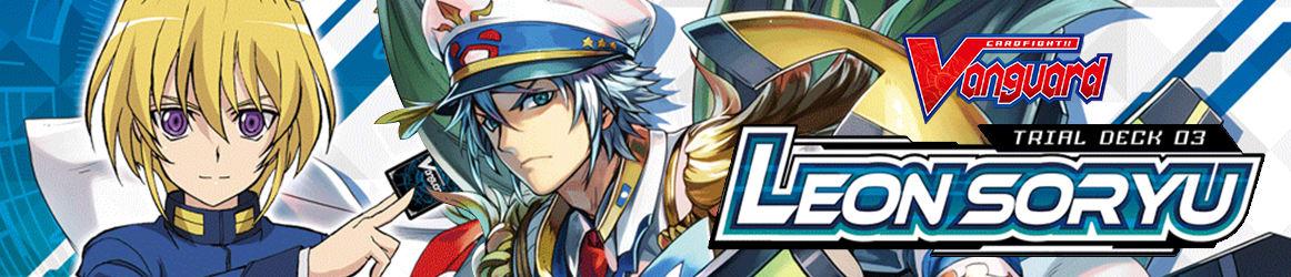 CardFight!! Vanguard - Trial Deck V3 Leon Soryu