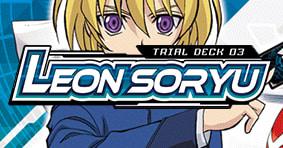 Trial Deck V3 - Leon Soryu