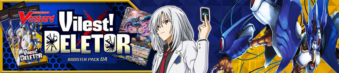 Cardfight!! Vanguard - Vilest! Deletor