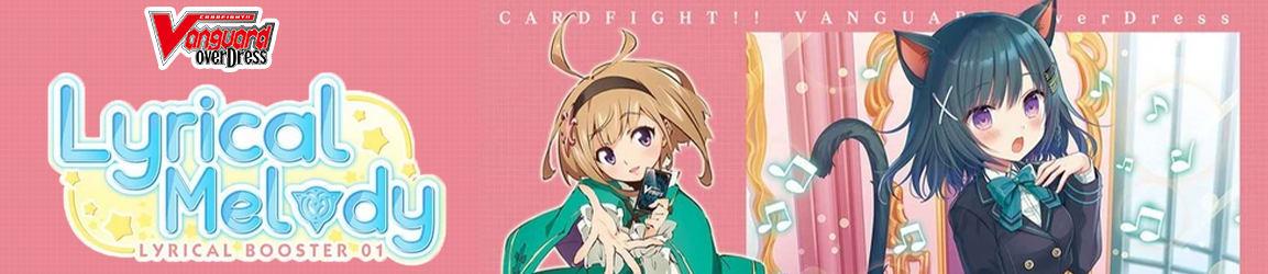 Cardfight!! Vanguard - Lyrical Melody Booster 01