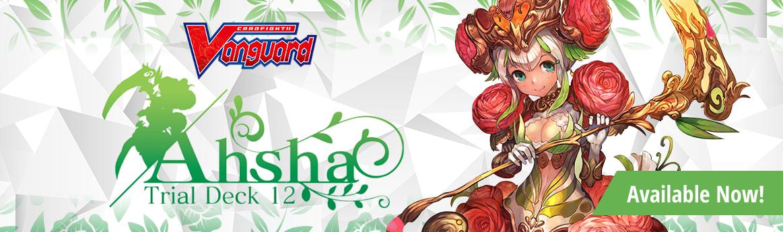 Trial Deck V12 - Ahsha Available Now