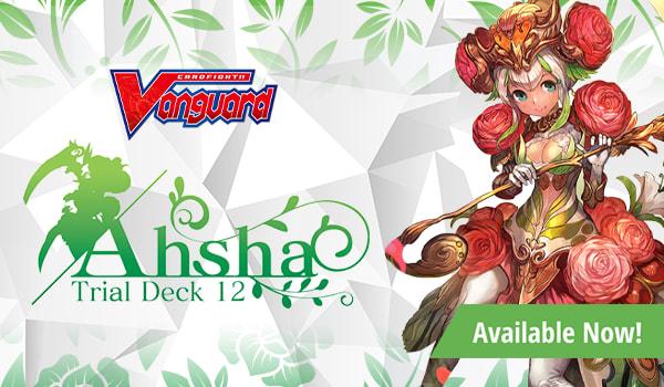 Trial Deck V12 - Trial Deck V12 - Ahsha Available Now