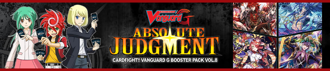 Cardfight!! Vanguard - Absolute Judgement
