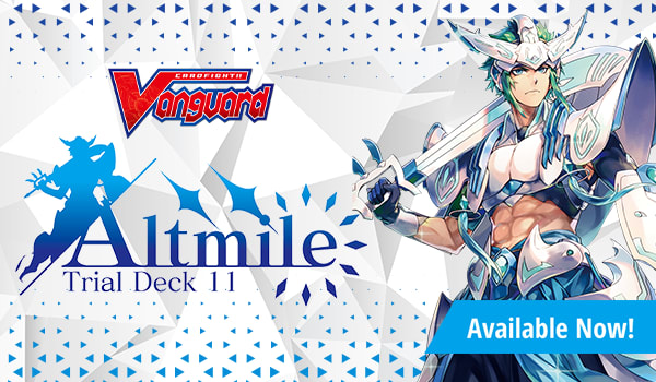 Trial Deck V11 - Altmile Available Now