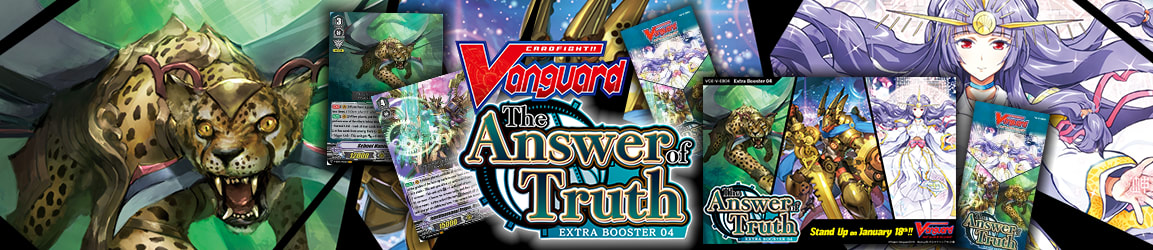Cardfight!! Vanguard - The Answer of Truth