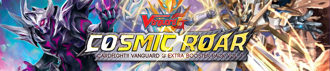 Cardfight!! Vanguard - Cosmic Roar