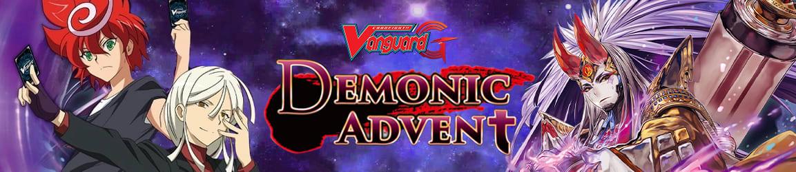 Cardfight!! Vanguard G - Demonic Advent