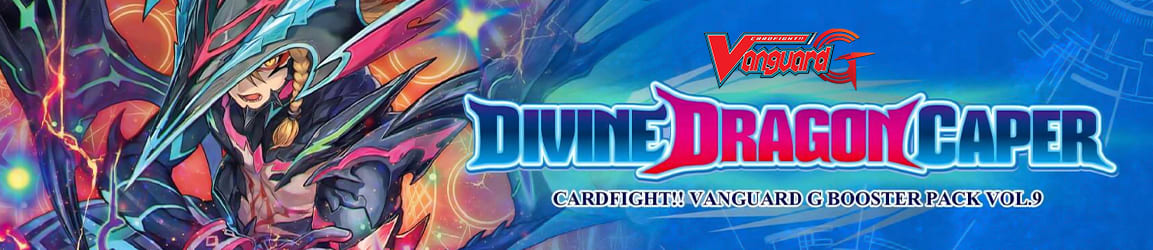 Cardfight!! Vanguard - Divine Dragon Caper