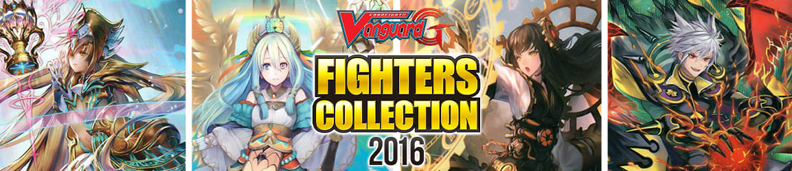 Cardfight Vanguard!! - Fighters Collection 2016