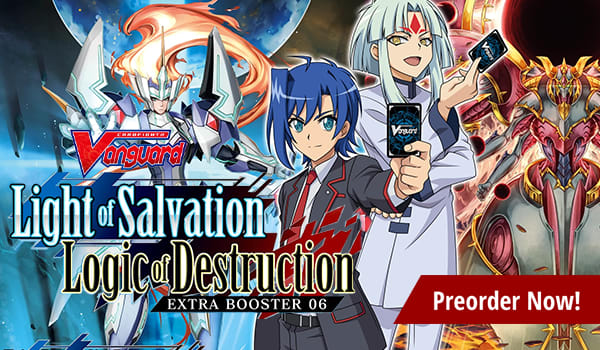 Light of Salvation, Logic of Destruction Extra Booster 06