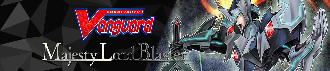 Cardfight!! Vanguard - Special Series Majesty Lord Blaster