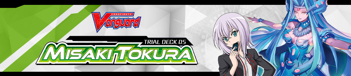 Cardfight!! Vanguard - Trial Deck 05 Misaki Tokura