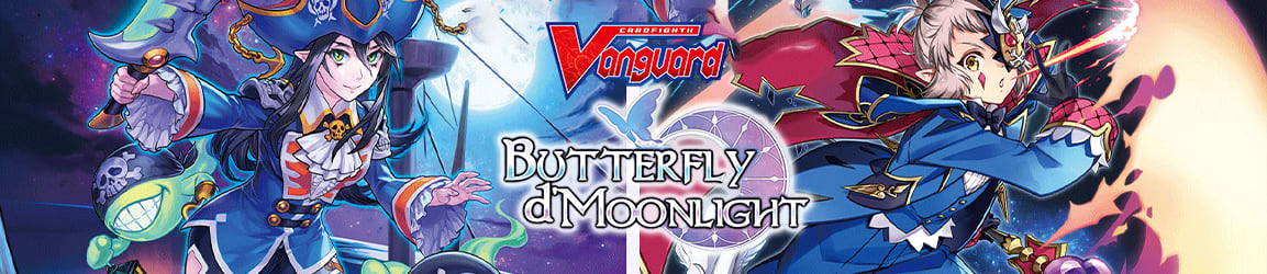 Cardfight!! Vanguard - Butterfly D'Moonlight