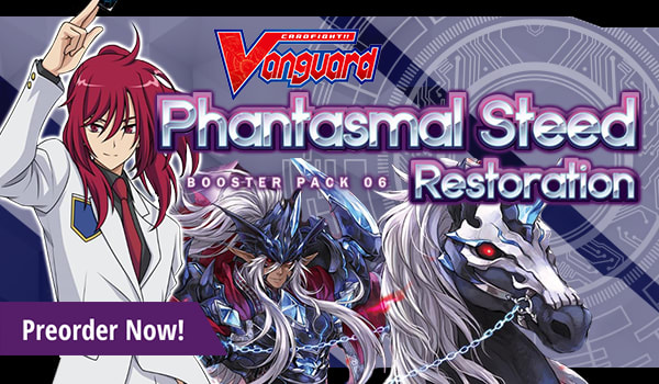 Phantasmal Steed Restoration Booster Pack 06