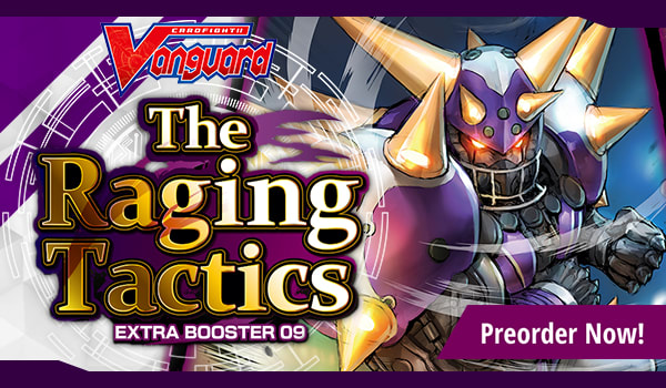The Raging Tactics Extra Booster 09