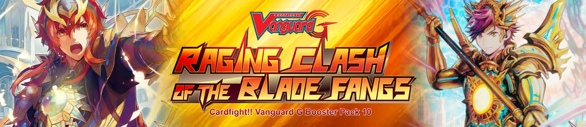 Cardfight!! Vanguard G - Raging Clash of the Blade Fangs