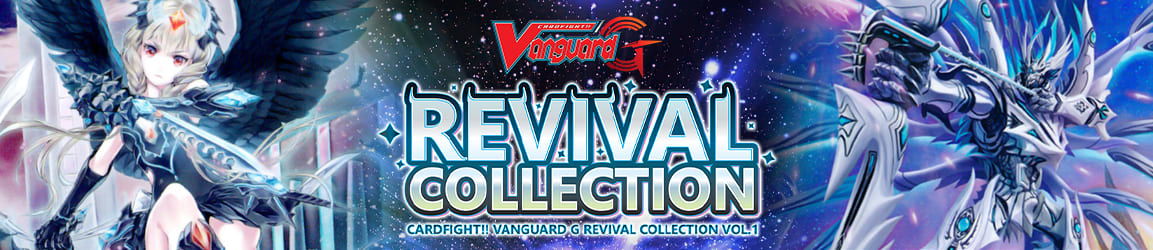 Cardfight!! Vanguard - Revival Collection 01