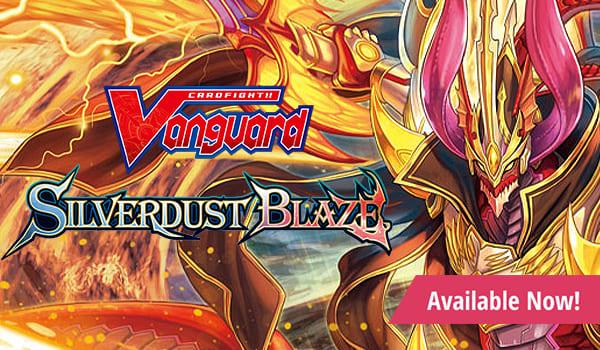 Preorder Silverdust Blaze Now!