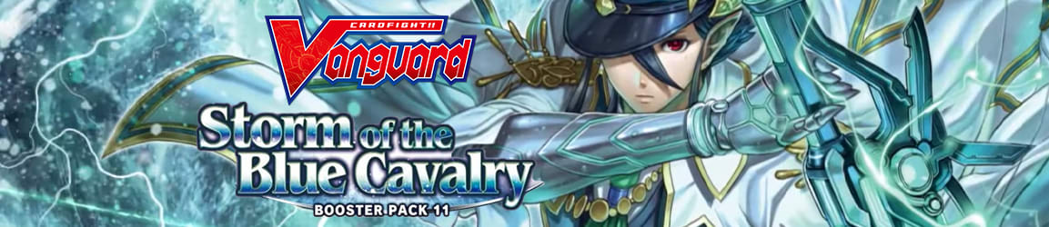 Cardfight!! Vanguard - Storm of The Blue Cavalry