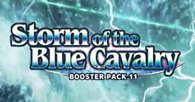 Storm of Blue Calvary Available Now!