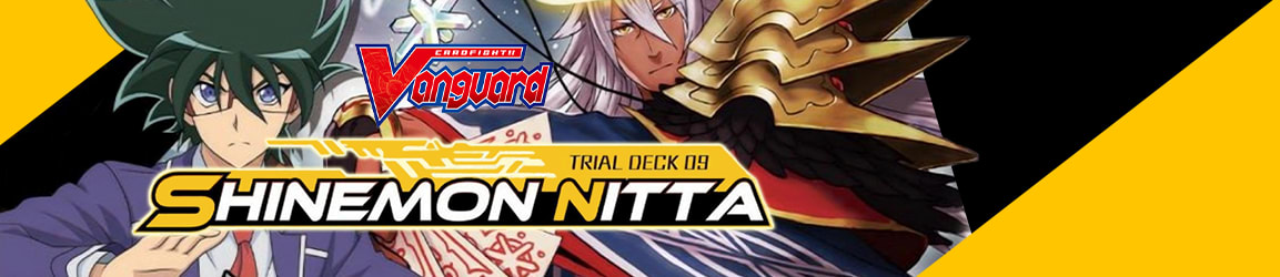 Cardfight!! Vanguard - Trial Deck V9 Shinemon Nitta