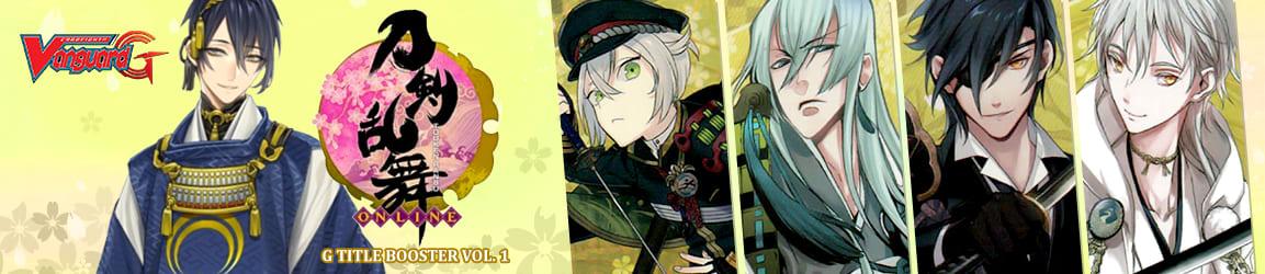 Cardfight!! Vanguard - Touken Ranbu -Online- 01