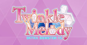 Twinkle Melody Available Now!