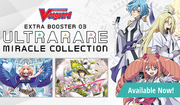 Ultrarare Miracle Collection Extra Booster 03