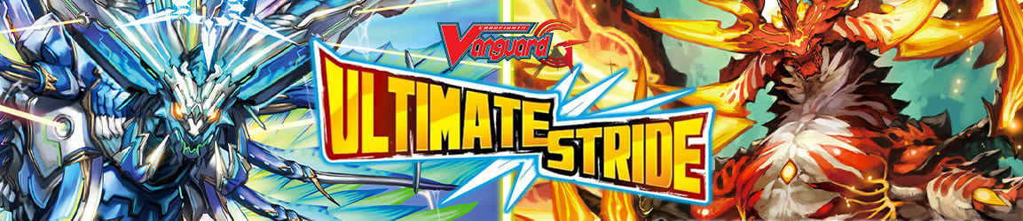 Cardfight!! Vanguard G - Ultimate Stride
