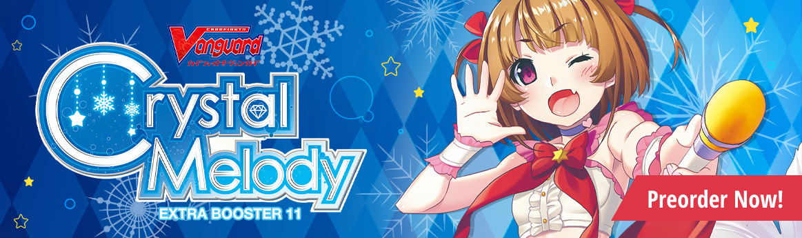 Preorder Crystal Melody today
