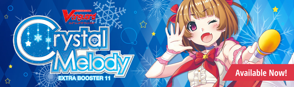 Crystal Melody available now