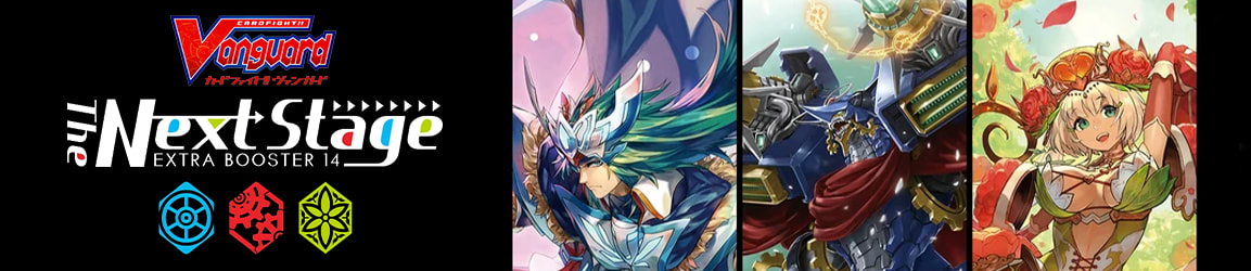 Cardfight!! Vanguard - The Next Stage Extra Booster 14