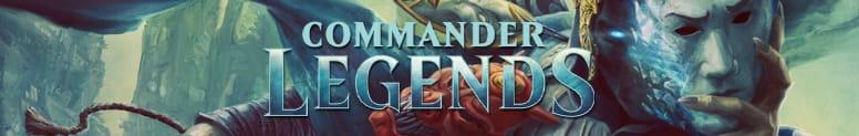 Commander Legends HQ