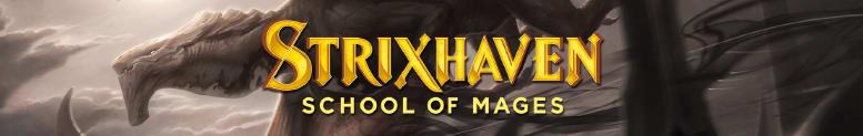Strixhaven Commander HQ