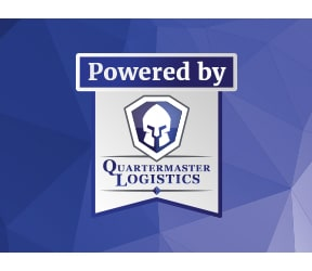 Powered by Quartermaster Logistics