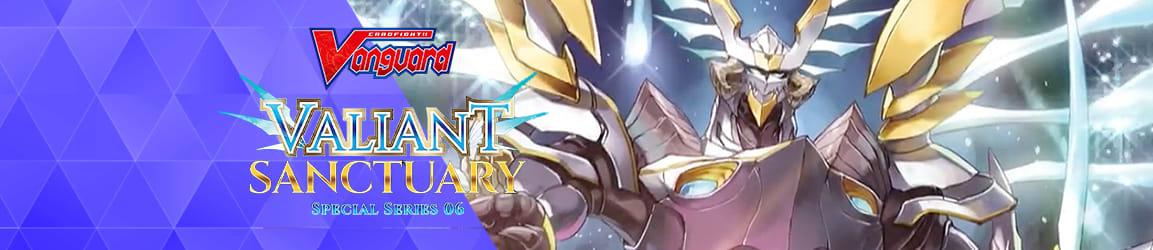 Cardfight!! Vanguard - Special Expansion Set V: Valiant Sanctuary