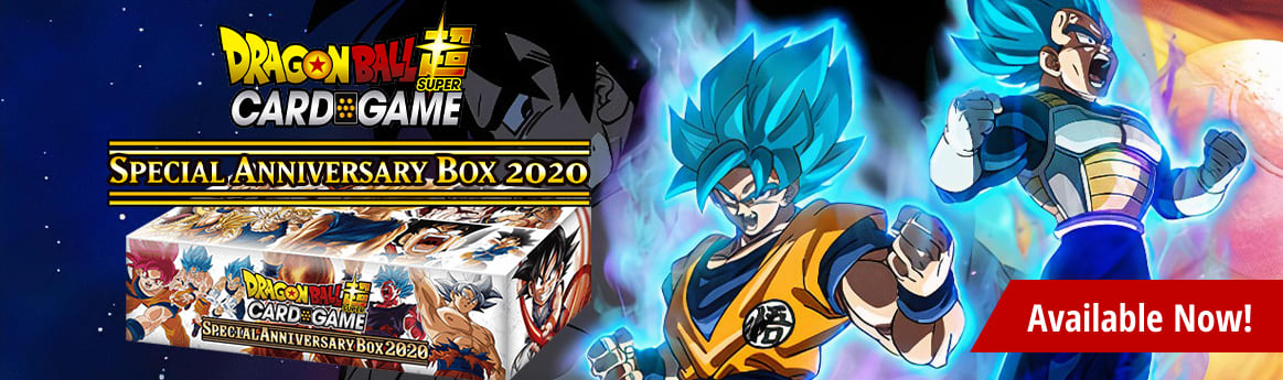 Special Anniversary Box 2020 available now!