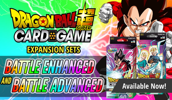 Expansion Set Battle Enhanced and Battle available now!