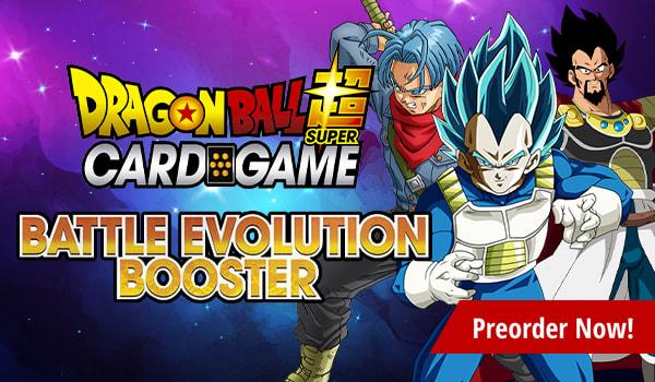 preorder Battle Evolution Today!