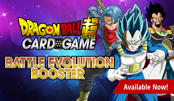 Battle Evolution available now!