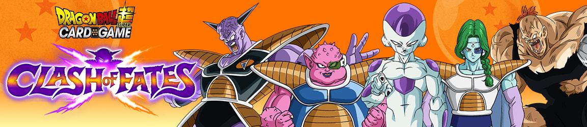 Dragon Ball Super - Clash of Fates