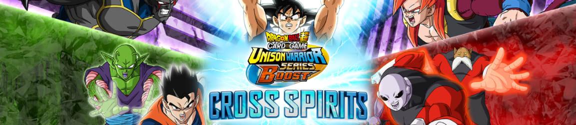 Dragon Ball Super - Unison Warrior Series Boost Cross Spirits