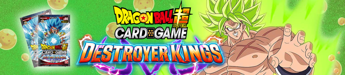 Dragon Ball Super - Destroyer Kings